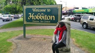 Look! I found a Hobbit!